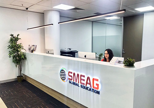 SMEAG-reception